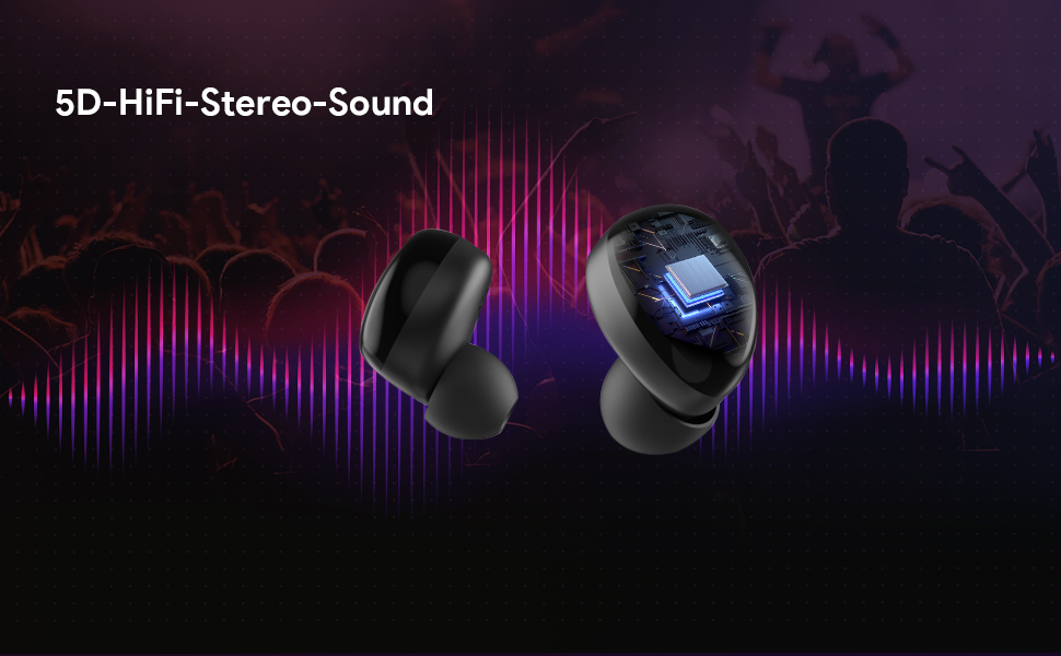 HiFi Stereo Sound