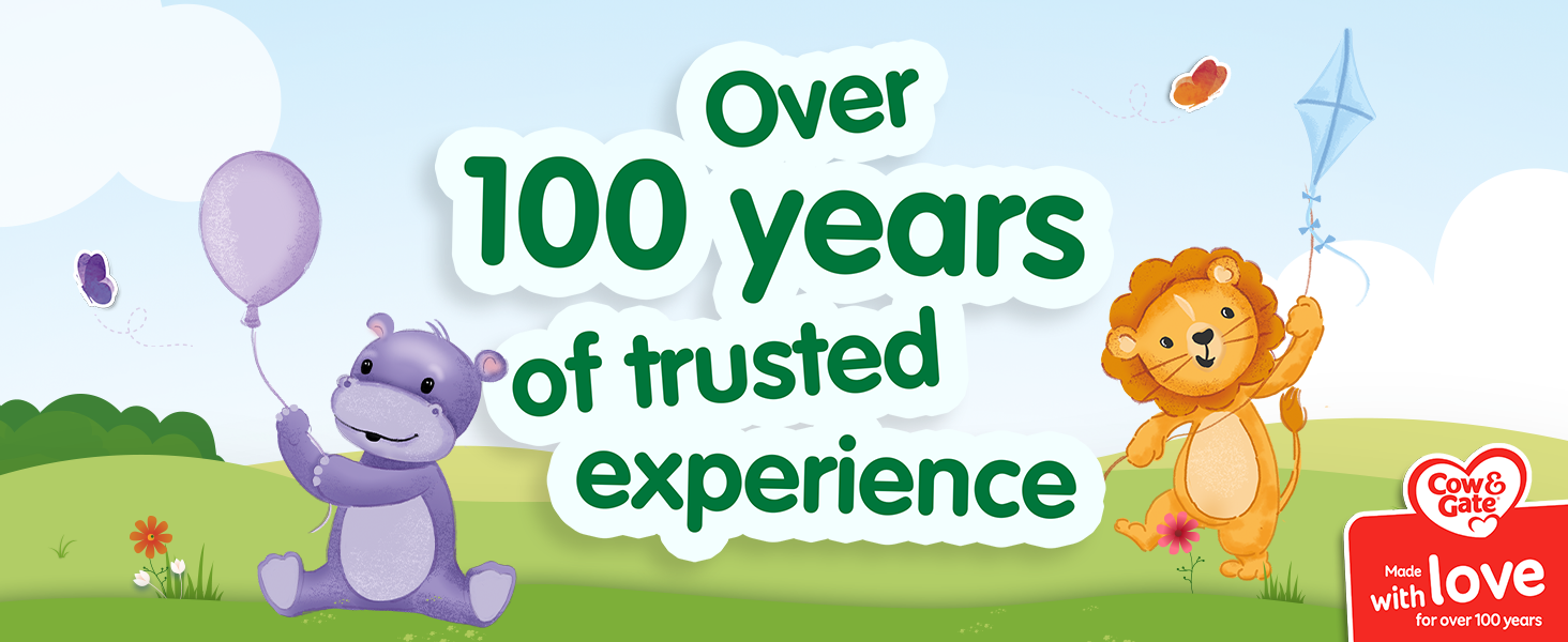 100 years of trusted experience