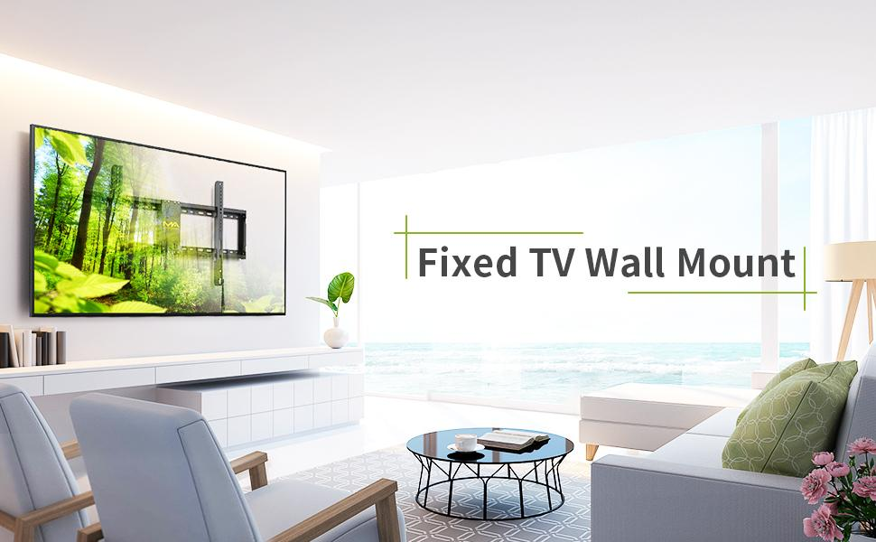 Mount Your TV on the Wall Like Green on Grass