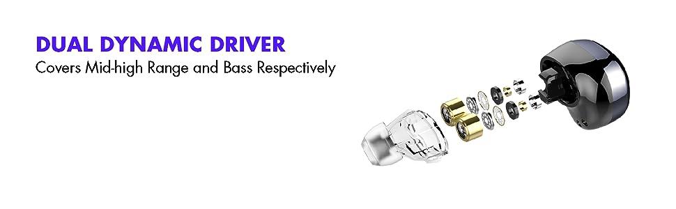 Dual Dynamic Driver