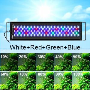 aquarium plant light