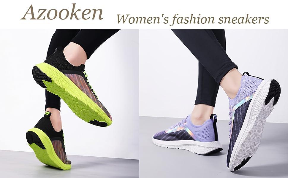 women fashion sneakers