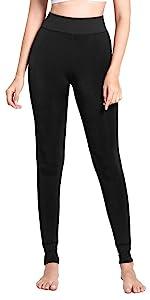 Womenamp;#39;s Elastic Winter Velvet Warm Leggings