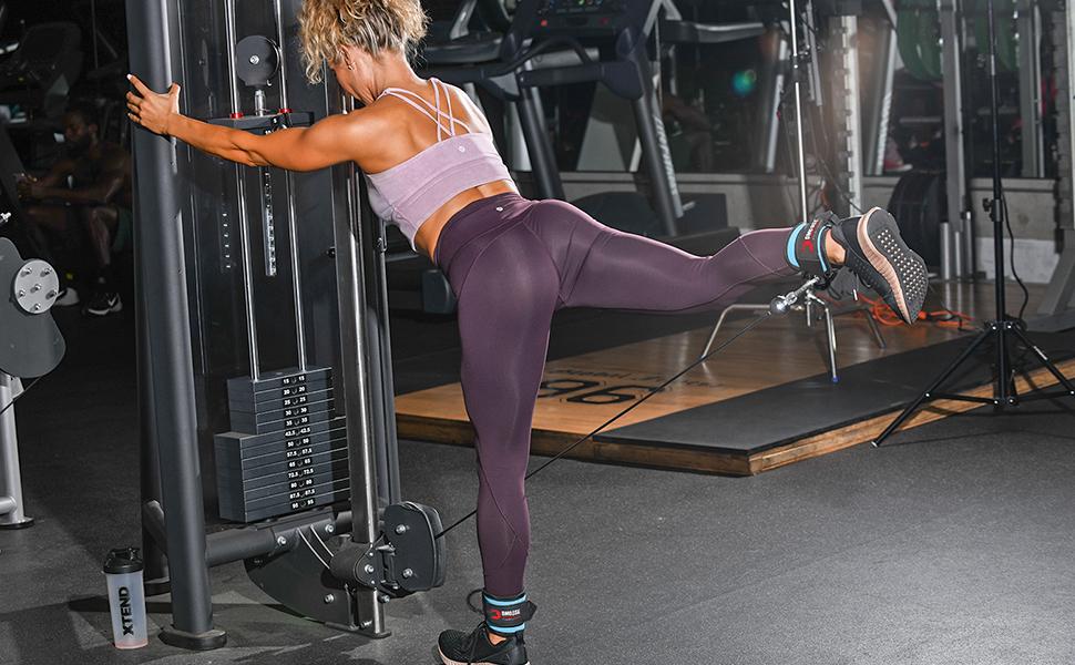 Führen Sie viele Trainingsroutinen überall und jederzeit durch!