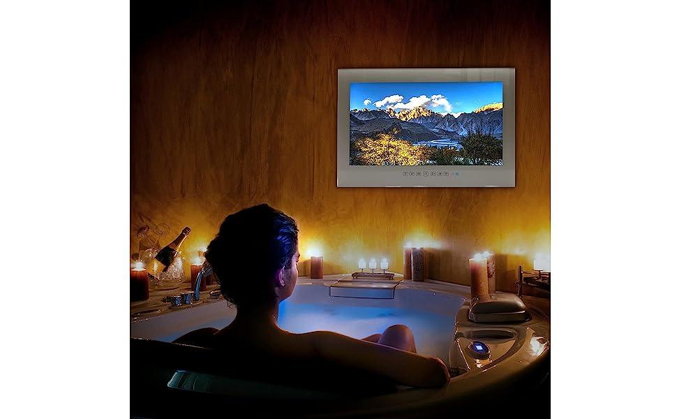 Haocrown Bathroom Mirror TV