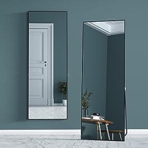 Large Size Full-Length Floor Mirror