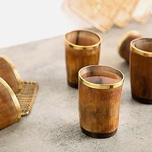 Horn Shot Cups