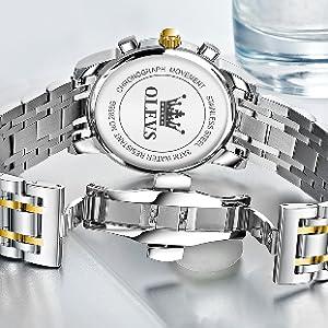 Silver + black bracelet