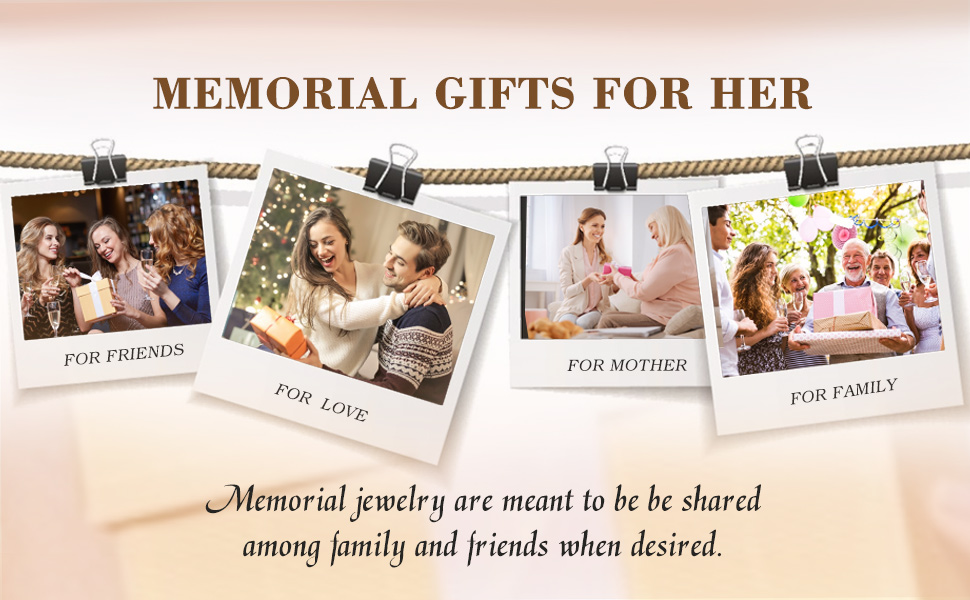 memorial gifts for her