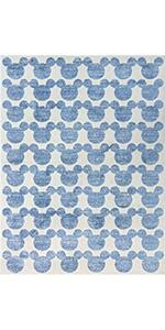 gertmenian disney mickey mouse rug