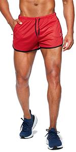 3 running shorts men