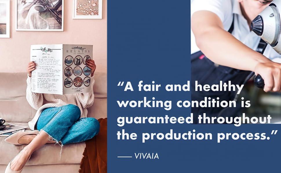 vivaia process