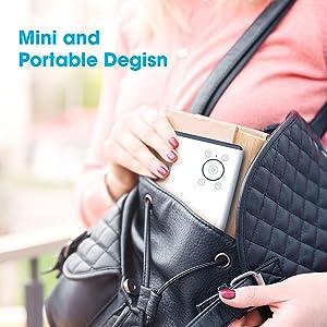 Mini and Portable Size