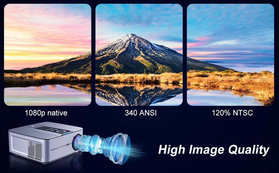 projector 4k