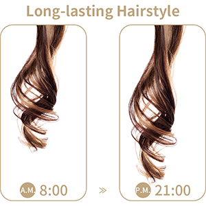 long-lasting hairstyle 6 in 1 hair tool curling wand for short hair wand curlers for black hair
