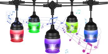 Indoor/Outdoor String Lights