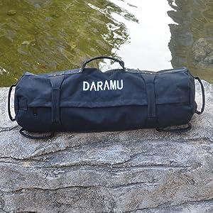 Daramu sandbag pics