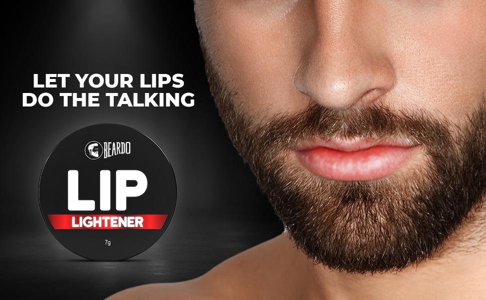 Beardo Lip Lightener