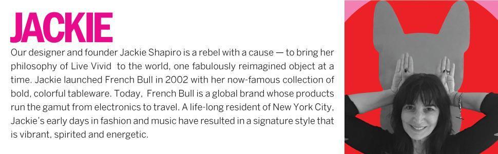 French Bull Designer Jackie Shapiro