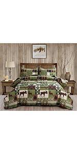 cabin bedspread