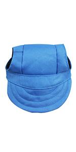 Personalized pet visor cap