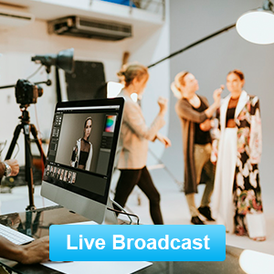 For stream live broadcasts, USB 3.0 capture card meets stable and adequate bandwidth requirements.