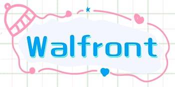Walfront