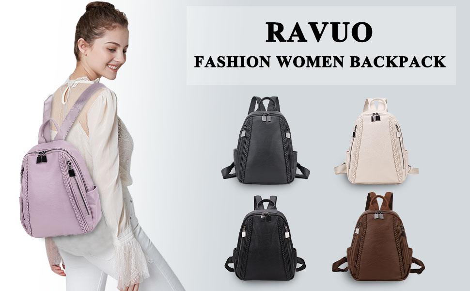 Fashion Backpack Purse