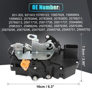 Power Door Lock Actuator Motor for Chevy Tahoe Silverado for GMC  931-303 931303