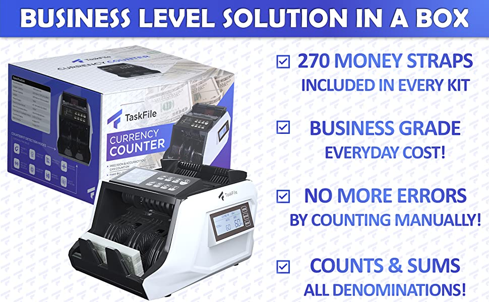 taskfile currency counter counting machine counter money machine