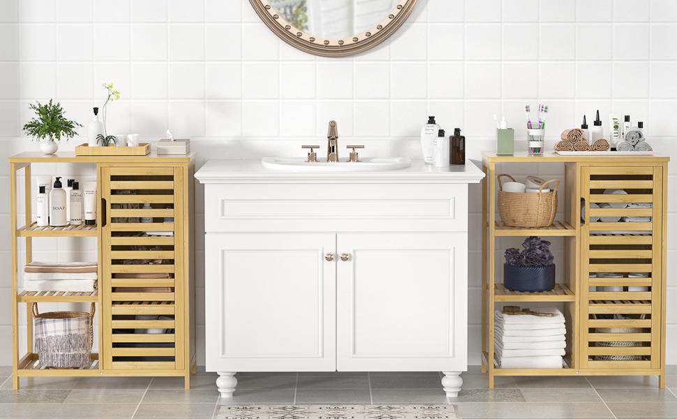 cabinet bathroom