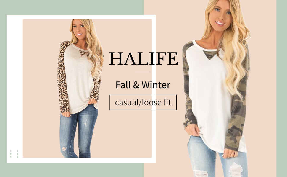 fall clothes for women tunics for women to wear with leggings long sleeve t shirts for women