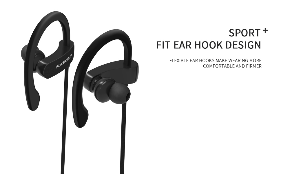 Earbud with Hook