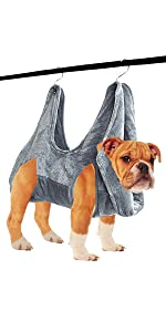 Dog Grooming Hammock Helper