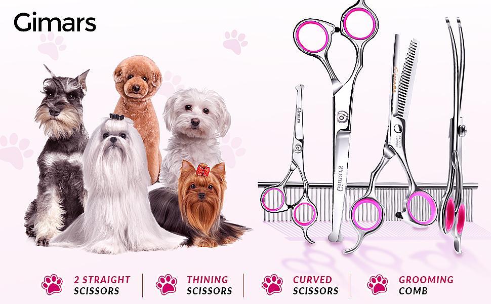dog scissors for grooming