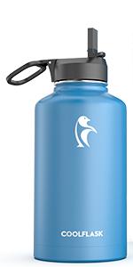 water bottle 64 oz