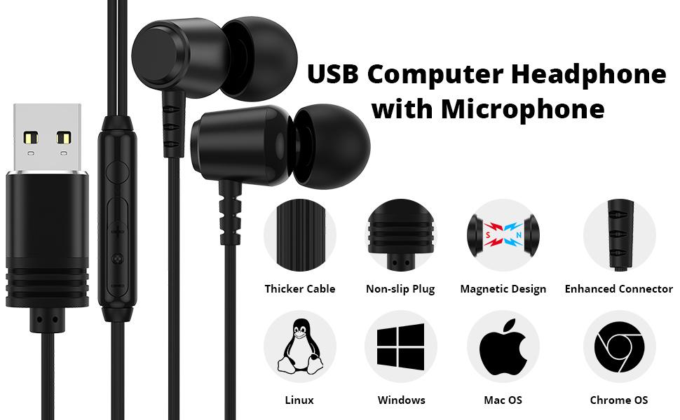 usb c headphones