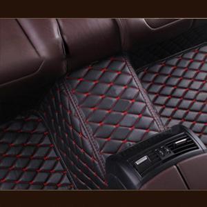 Car Rear Floor Area