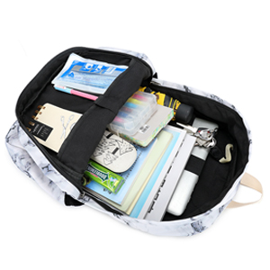 laptop backpack with main compartment