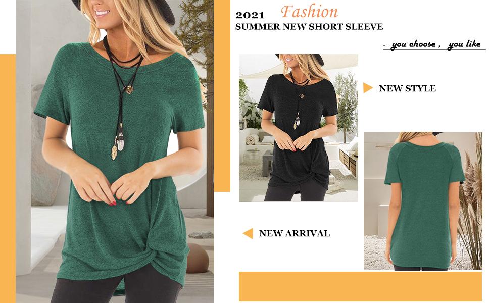 casual tunic for women womens casual womenamp;#39;s blouse casual loose t shirts short sleeve t shirts