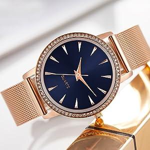 Quartz Fashion Wrist Watch SVA0009