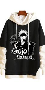 Anime hoodie