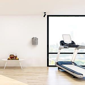 gym wipe dispenser wall mount