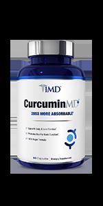 curcumin turmeric brain health bone support