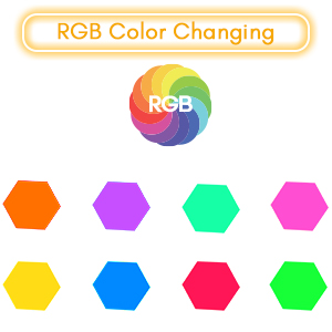 RGB COLORING