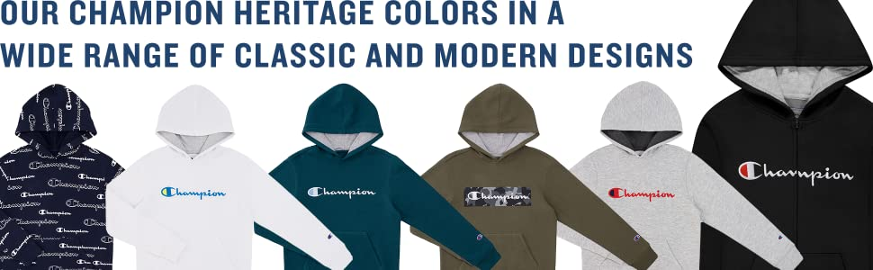 Heritage Collection Hoodies