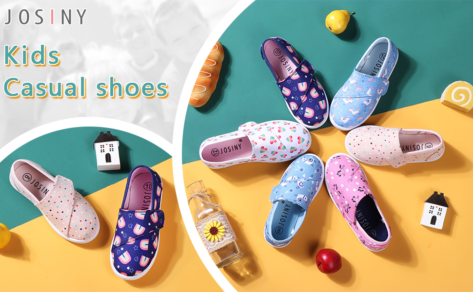 many kids colors shoes choices