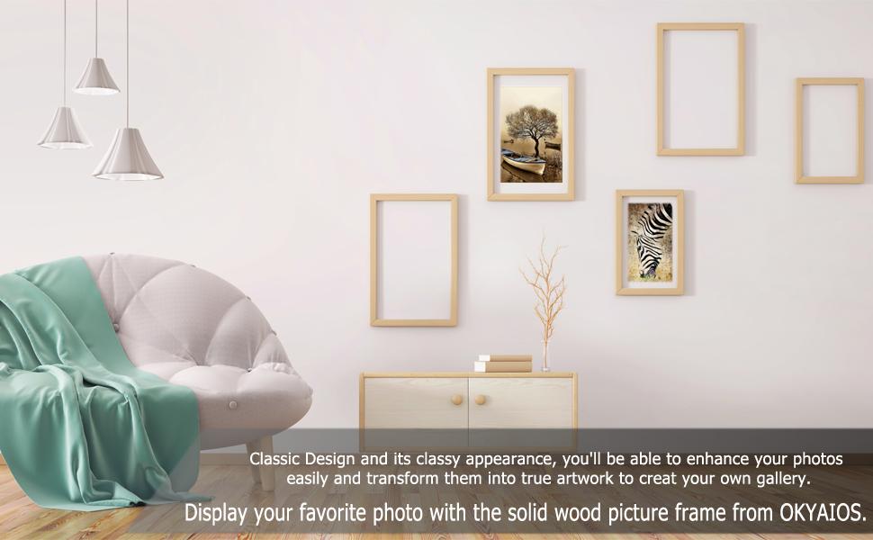 okyaios Photo frame