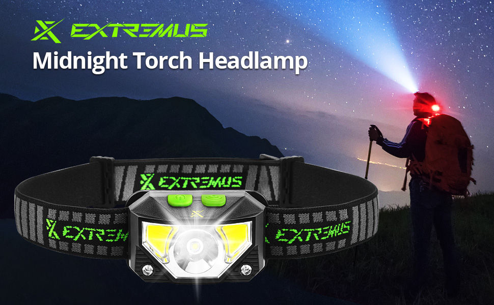 Midnight Torch Headlamp 1