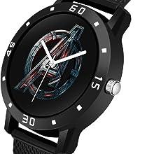 Side View Of Beautiful Watch